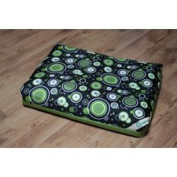 Pelíšek - bublina zelená