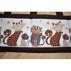Kapsář - kočky na čokoládovém plátně