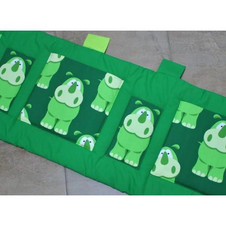Kapsář - Hroši se zelenou