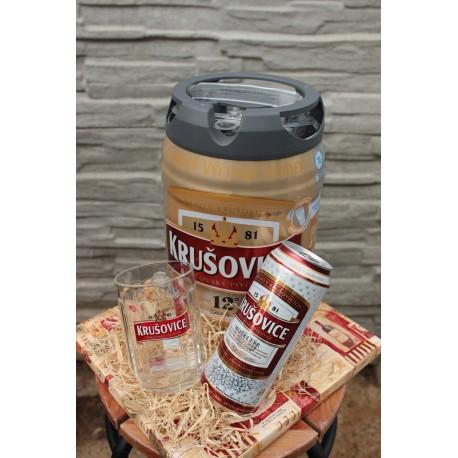Pivní balíček Krušovice