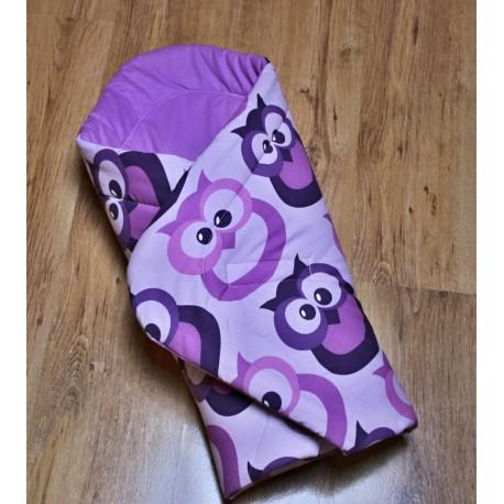 Zavinovačka - sovy fialové