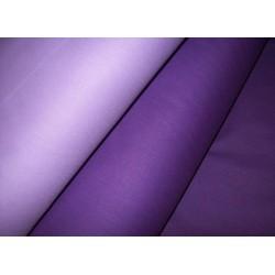 Metráž - tmavě fialové plátno š.240 cm