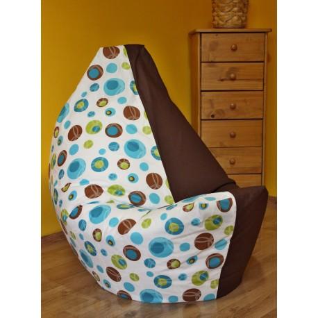 vnější povlak na sedací vak