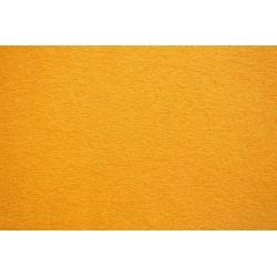 Froté prostěradlo - tmavě žluté