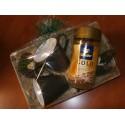 Balíček s instatní kávou 200g + 2x hrnek