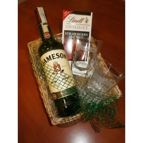 Dárkový koš Jameson